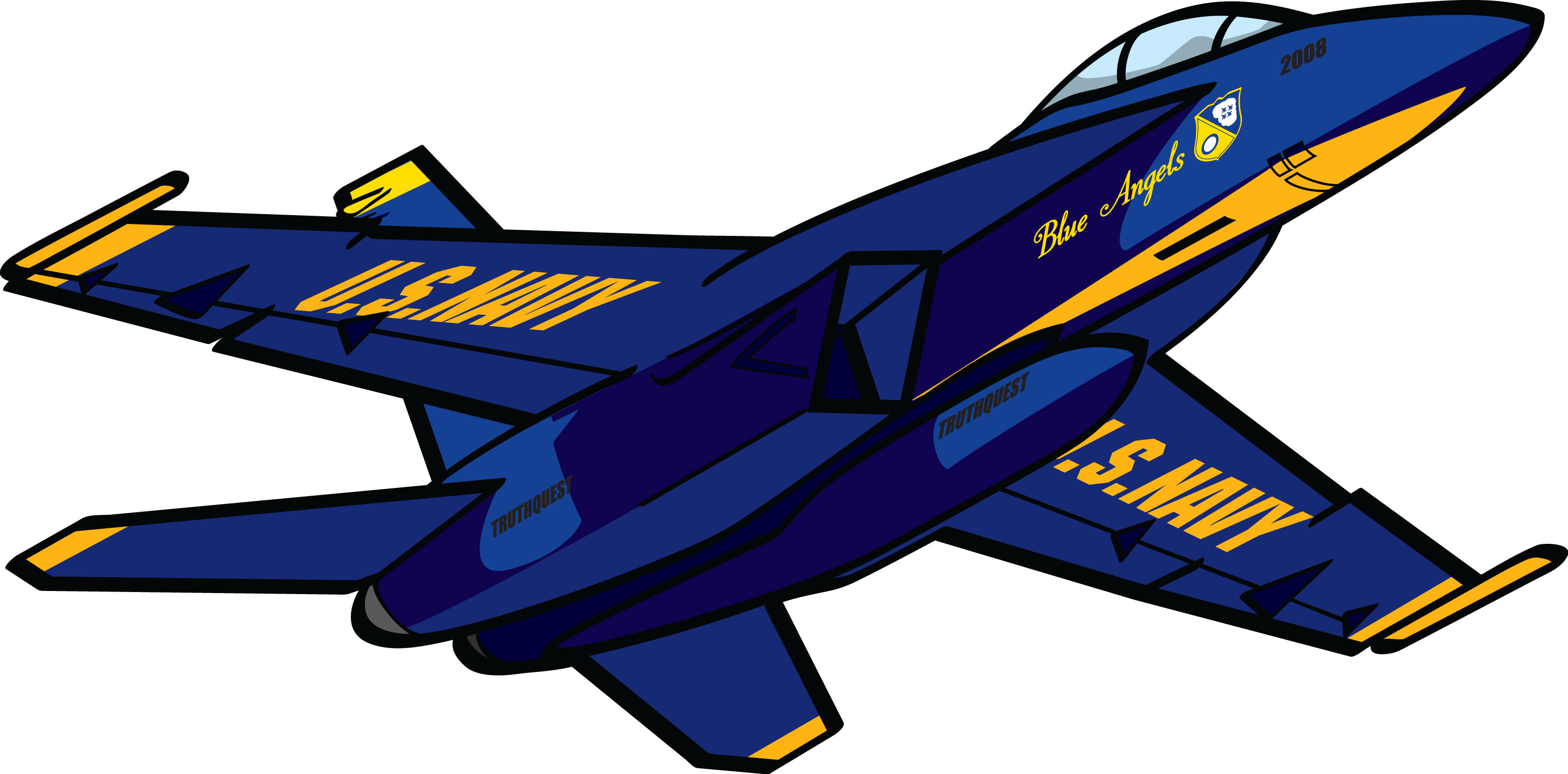 Jet clipart blue angel Inspiration and Jet Clipart Jet