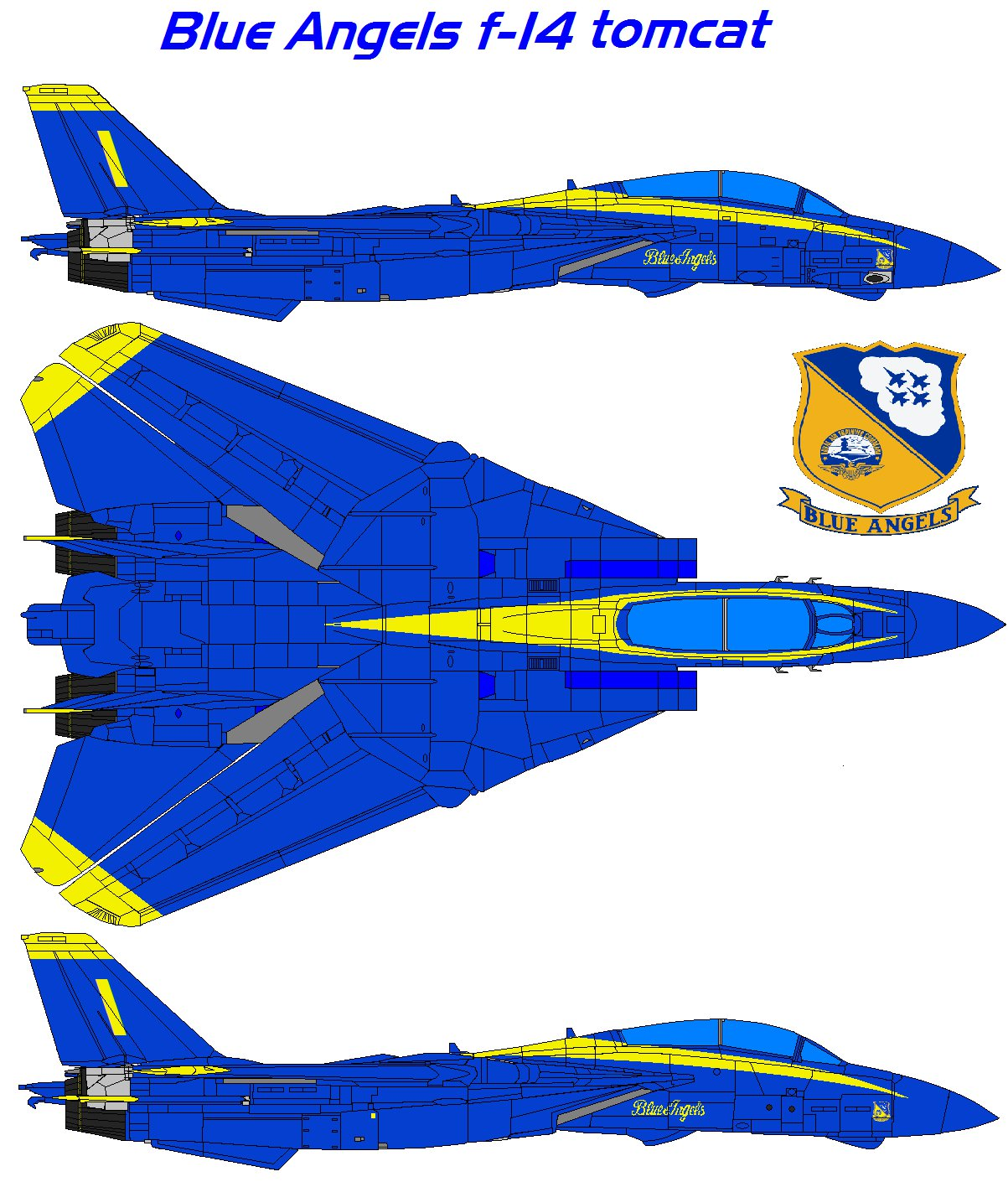 Jet clipart blue angel > Angels Clip Art Fighter