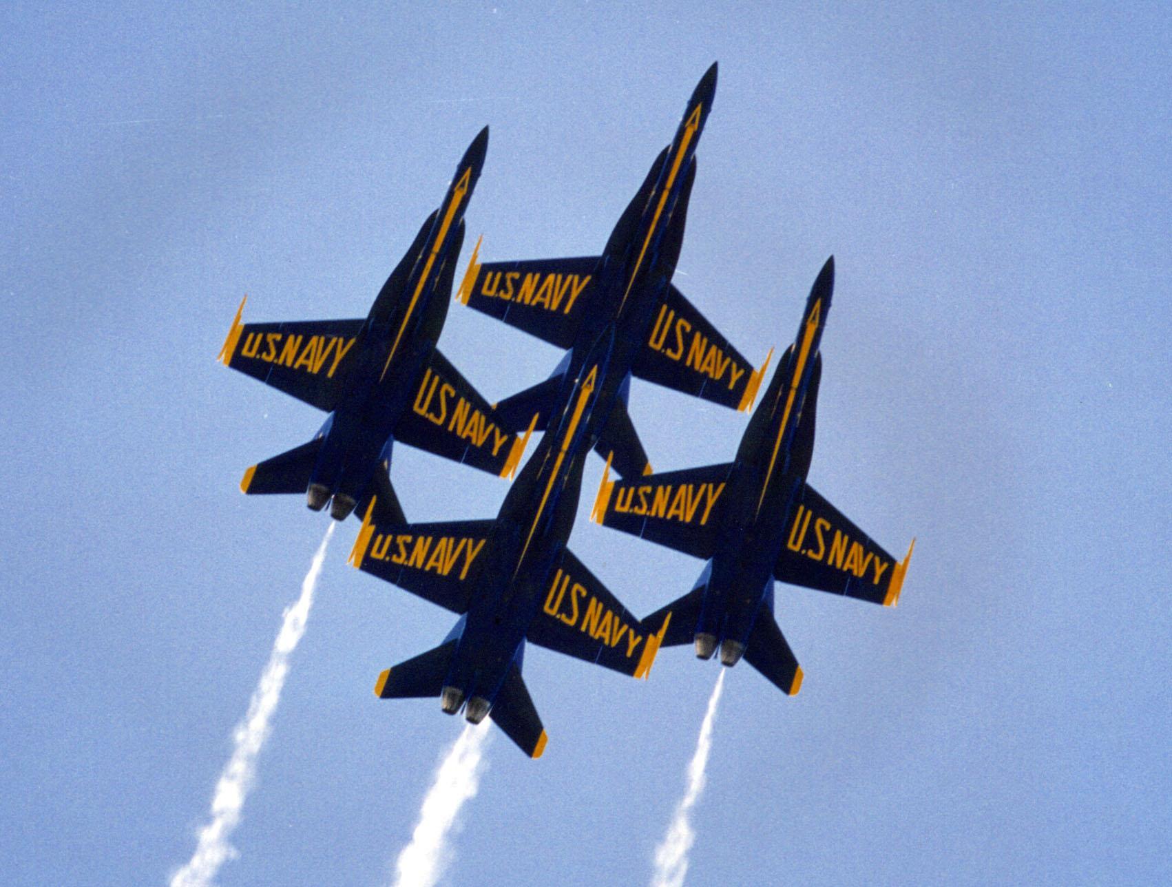 Dark Blue clipart airplane Vector Art Royalty Clip Formation