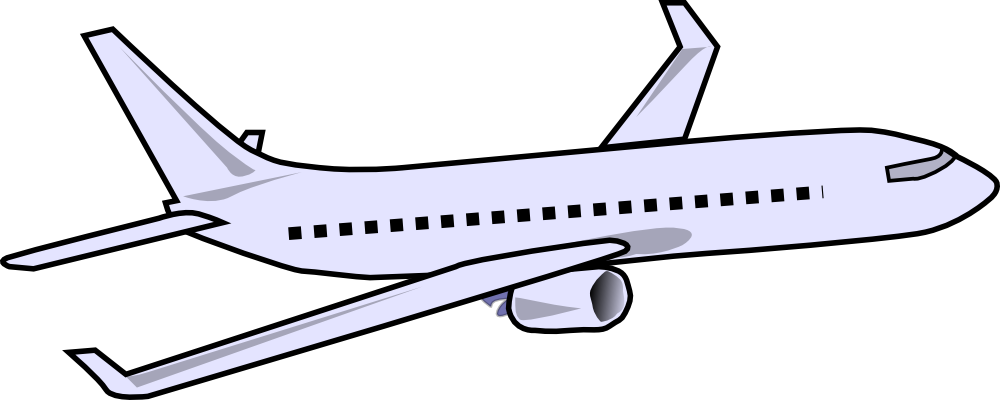 Aircraft clipart boeing Clipart aircraft Single clip collection