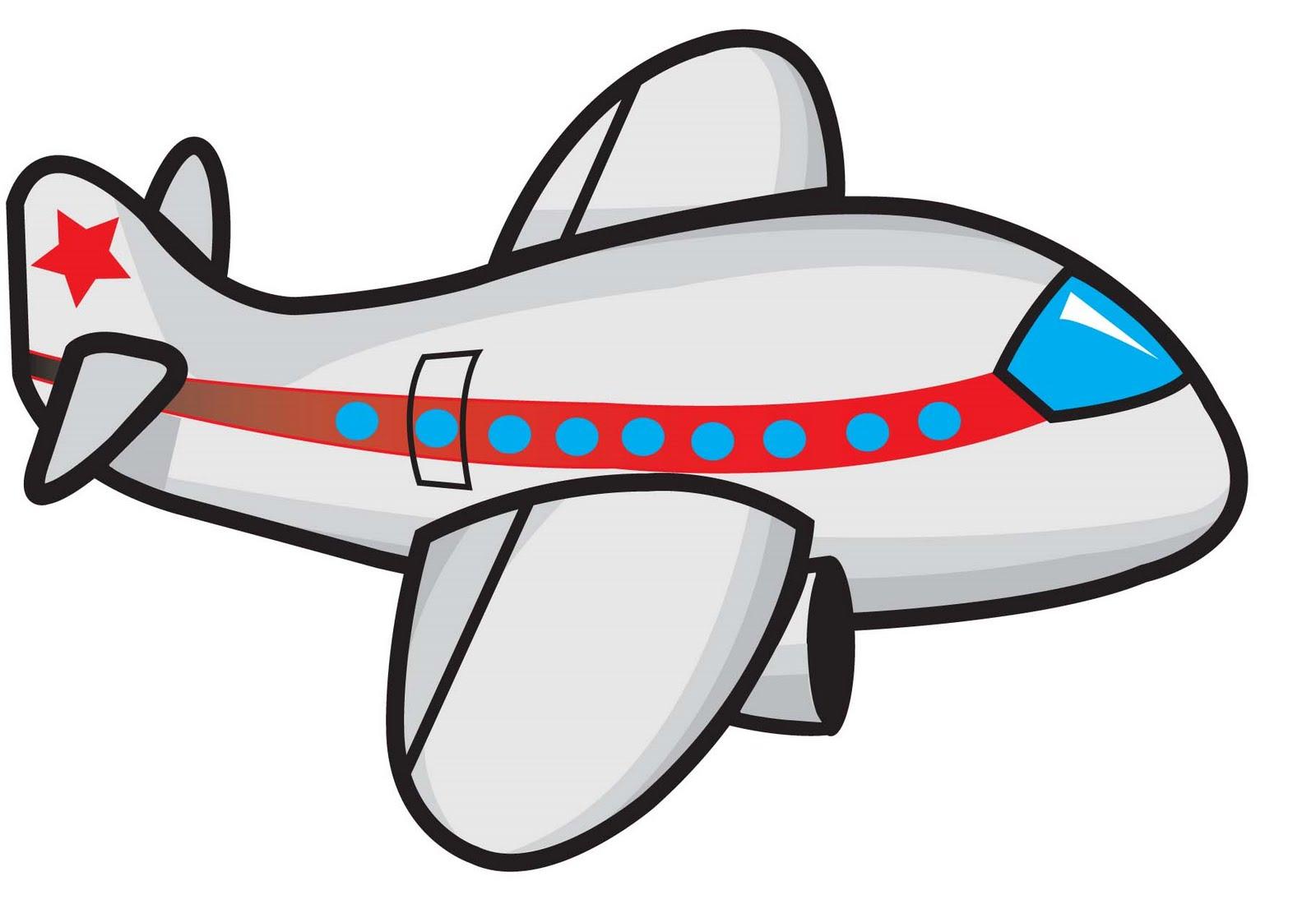 Comic clipart airplane Airplane Airplane Cartoon — Clipart