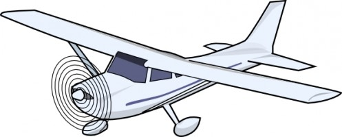Jet Fighter clipart cessna airplane #4