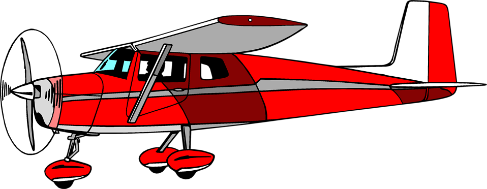 Jet Fighter clipart cessna airplane #2