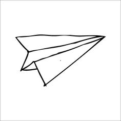 Drawn airplane graphic Paper Clipart Clipart Images Airplane