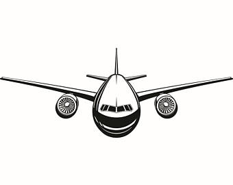 Jet clipart flight Plane Flying Fly Engine plane