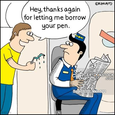 Pen clipart jet Jetlag Comics of 32 and