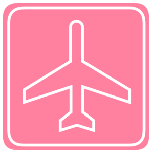 Jet clipart pink Tumblr Clipart Airplanes cliparts Airplanes
