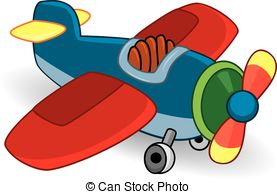 Jet clipart toy plane Illustrations vector  Vector plane