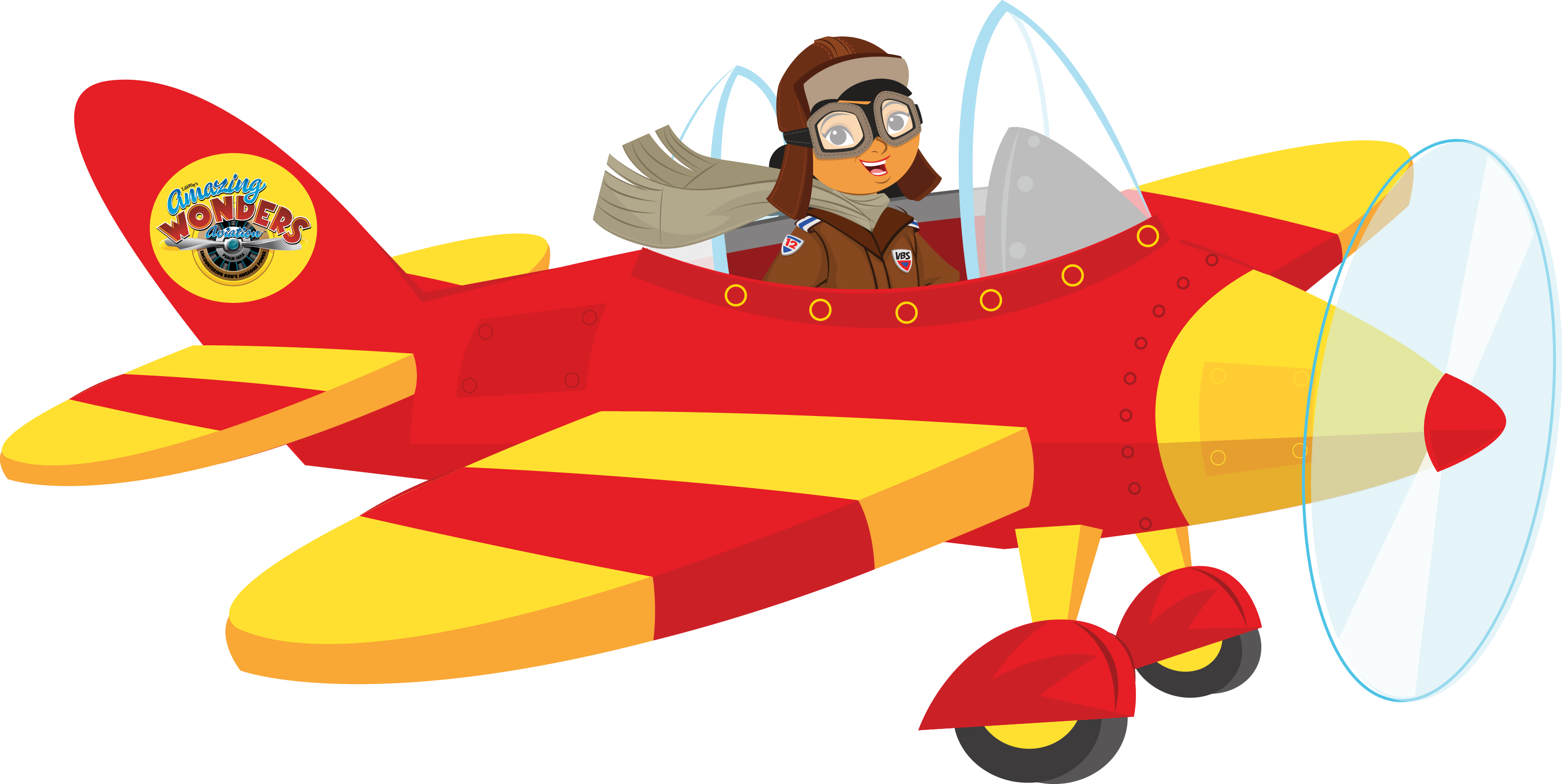 Pilot clipart old airplane Airplane images clip  for