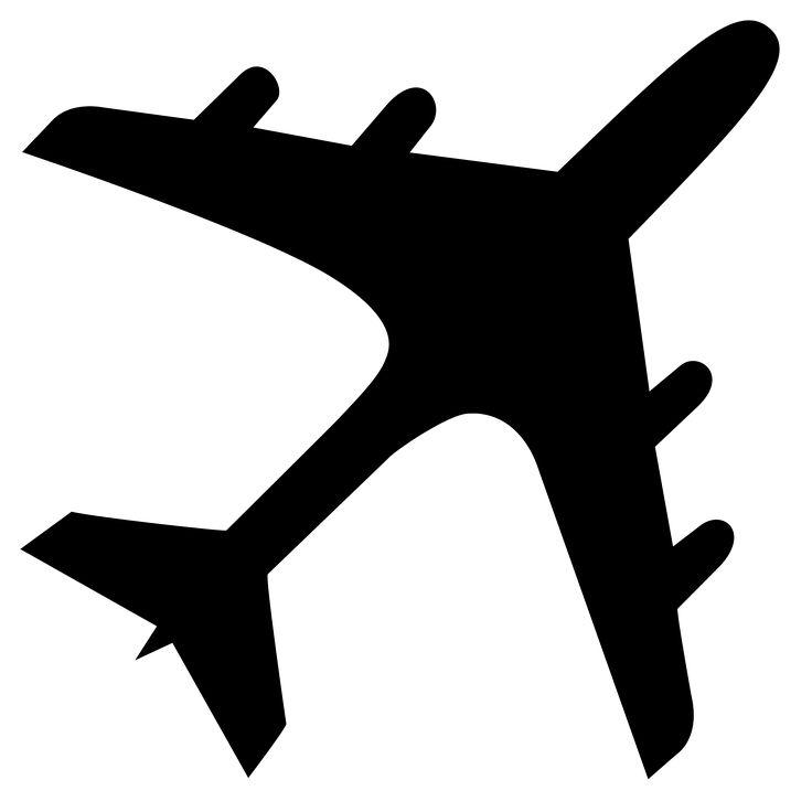 Aviation clipart air travel #3