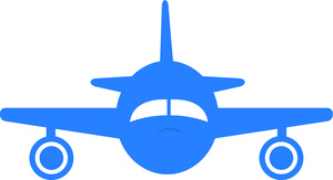 Aviation clipart travel Clipart Clipart Airliner Jet Airliner