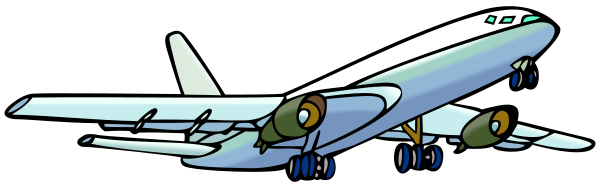 Airplane clipart airplane flying #11