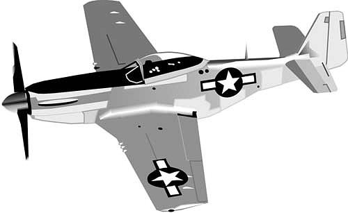 Army clipart military aircraft #6