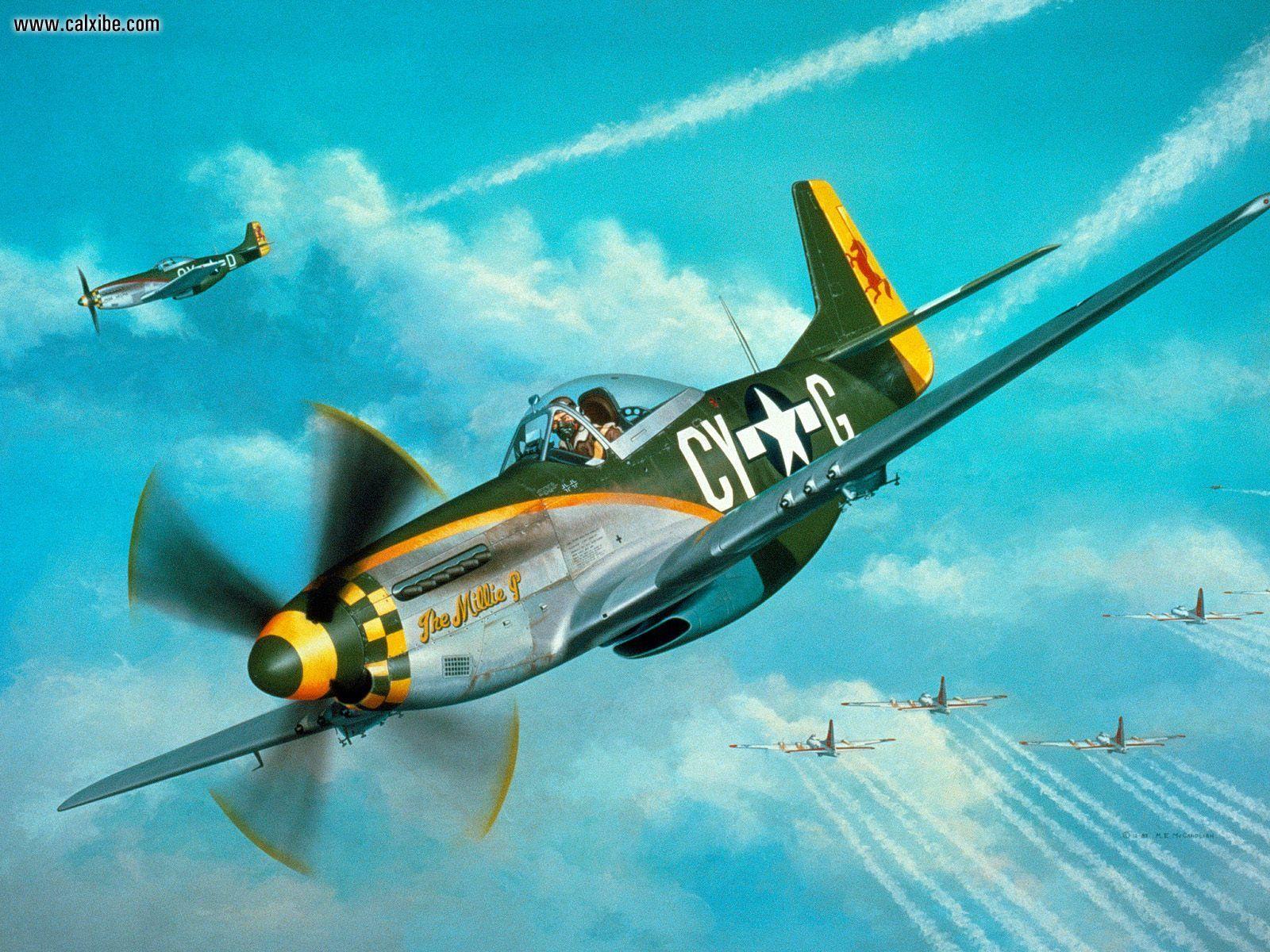 Jet Fighter clipart ww2 plane #12