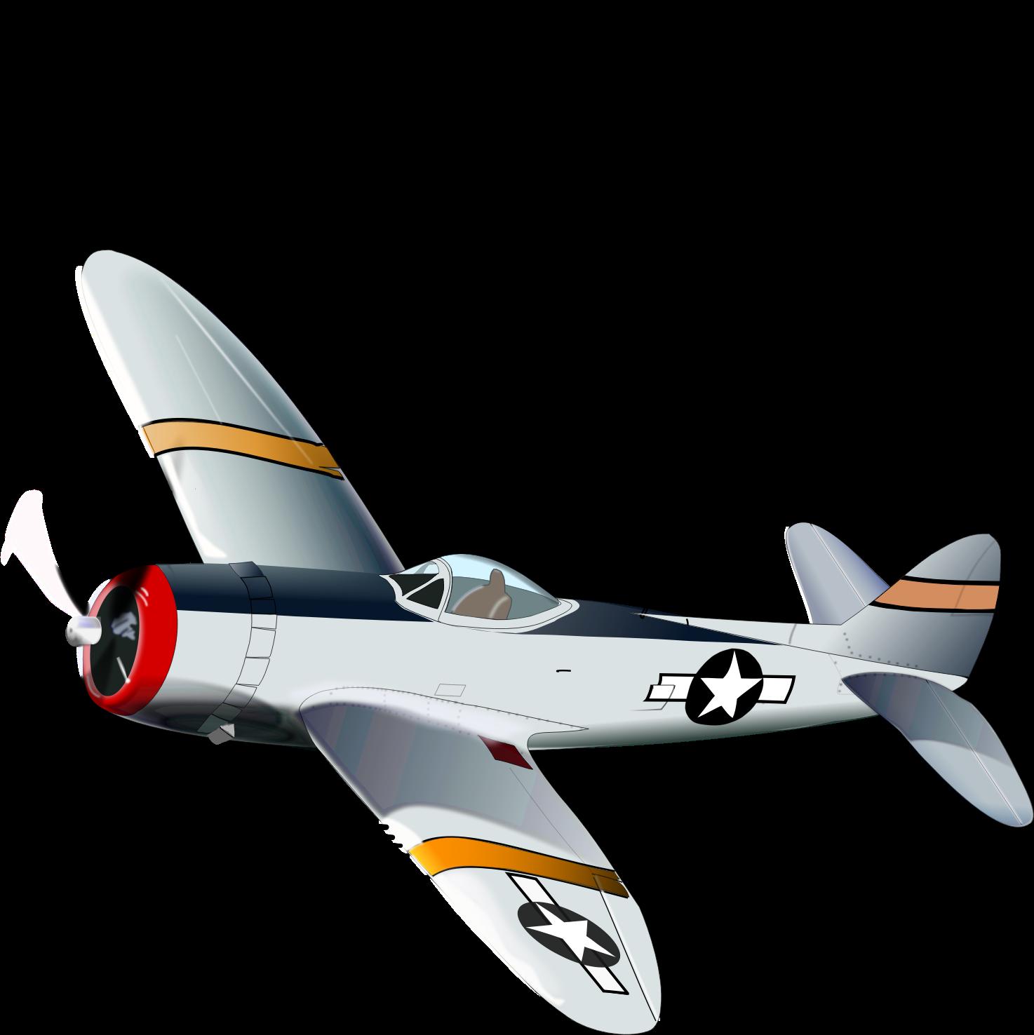 Jet Fighter clipart ww2 plane #11