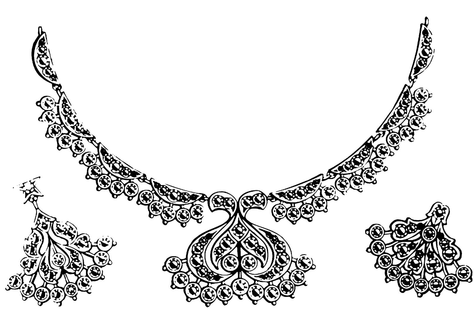 Jewelry clipart Clipart Jewelry Savoronmorehead Clipart jewelry