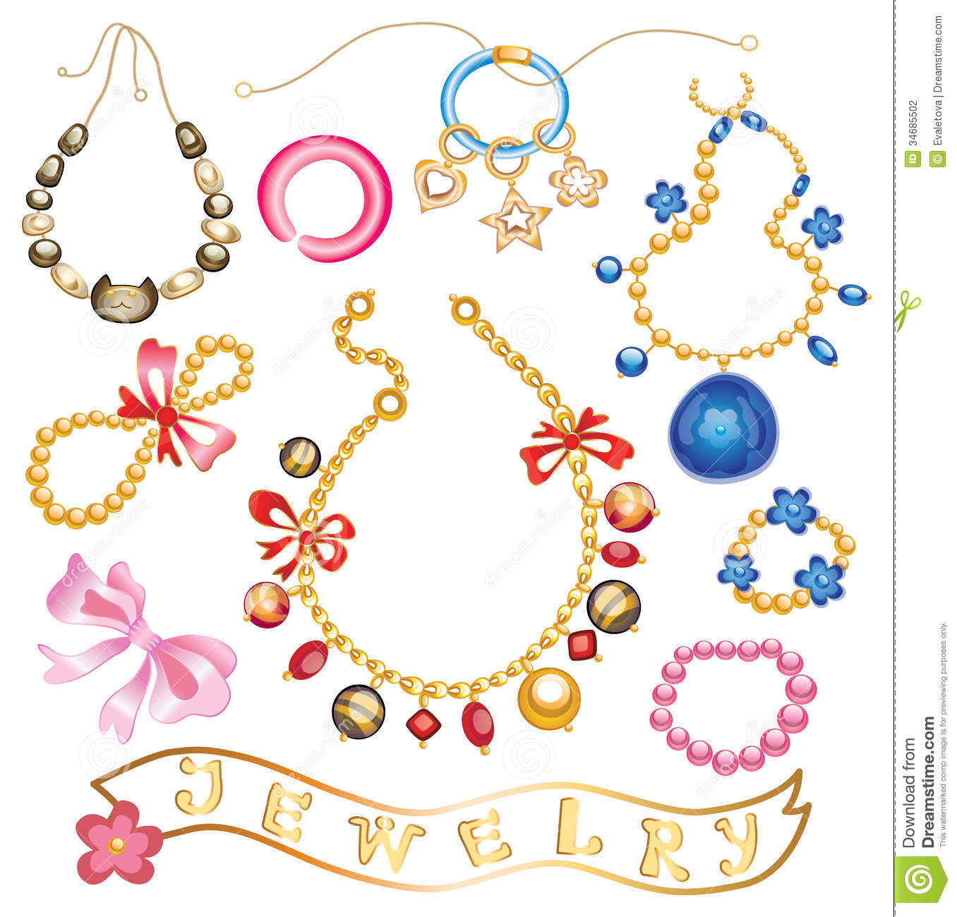 Jewelry clipart Jewelry Clipart Savoronmorehead Collection clipart