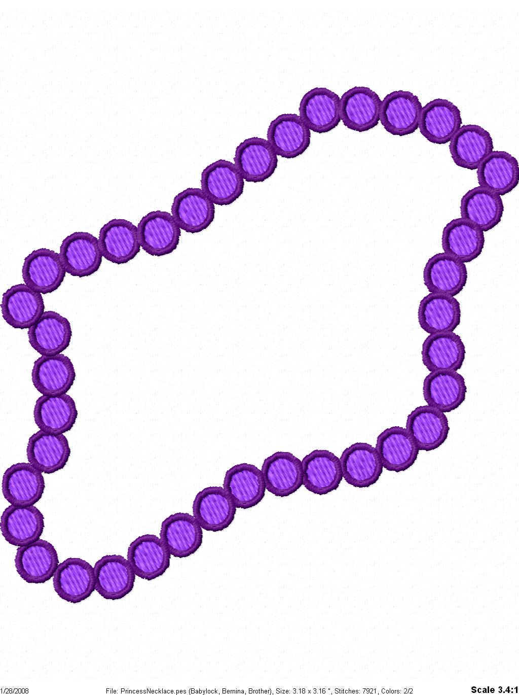 Necklace clipart jewelry #3