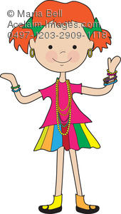 Necklace clipart woman jewellery #1
