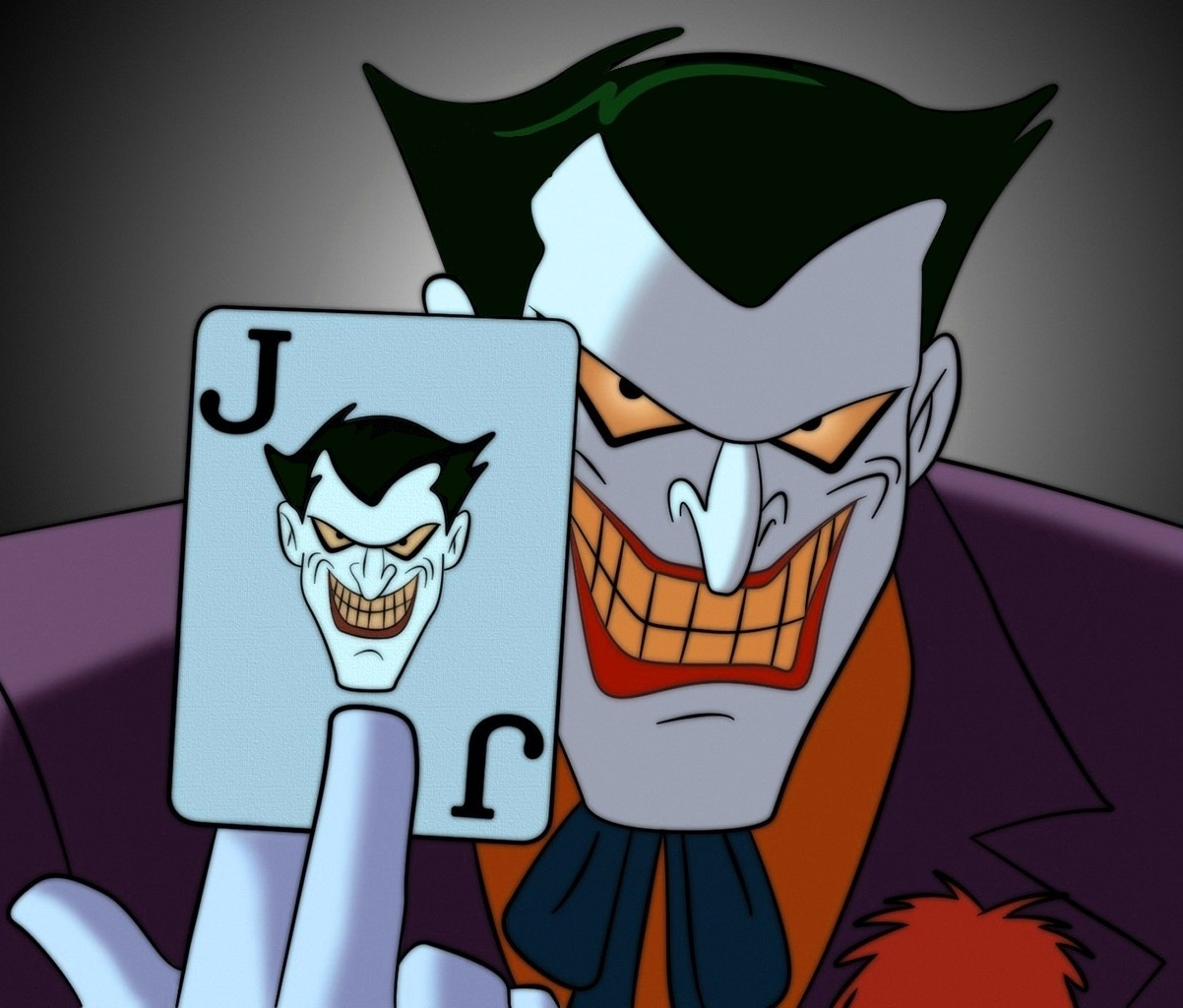 Joker clipart animated Mark Most Ever the