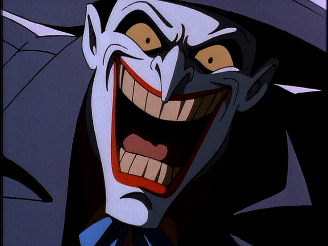 Joker clipart animated Https://crunchedd Series Batman:  Animated