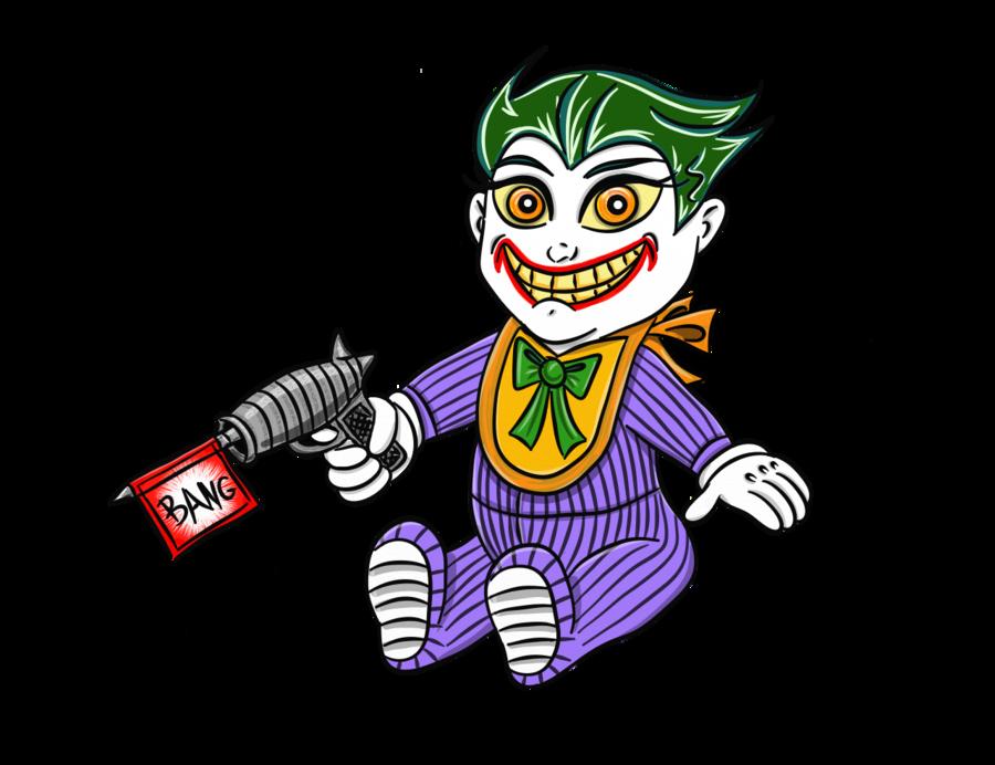 Joker clipart baby DeviantArt by baby Joker TheMightyRohrer