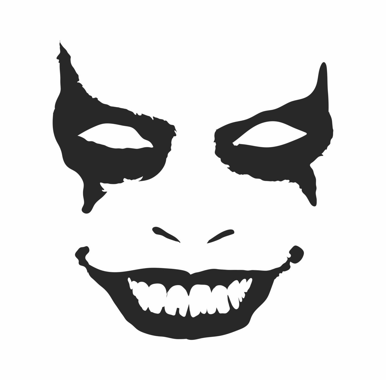 Joker clipart batman #12