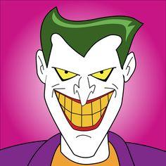 Joker clipart batman #10