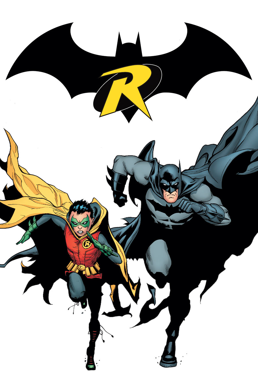 Joker clipart batman and robin #7
