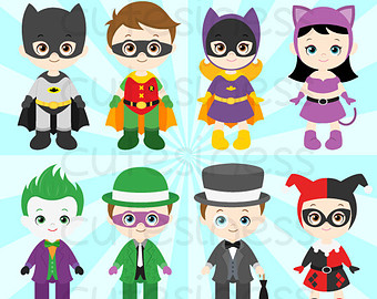 Joker clipart batman and robin #9
