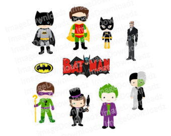 Joker clipart batman and robin #5