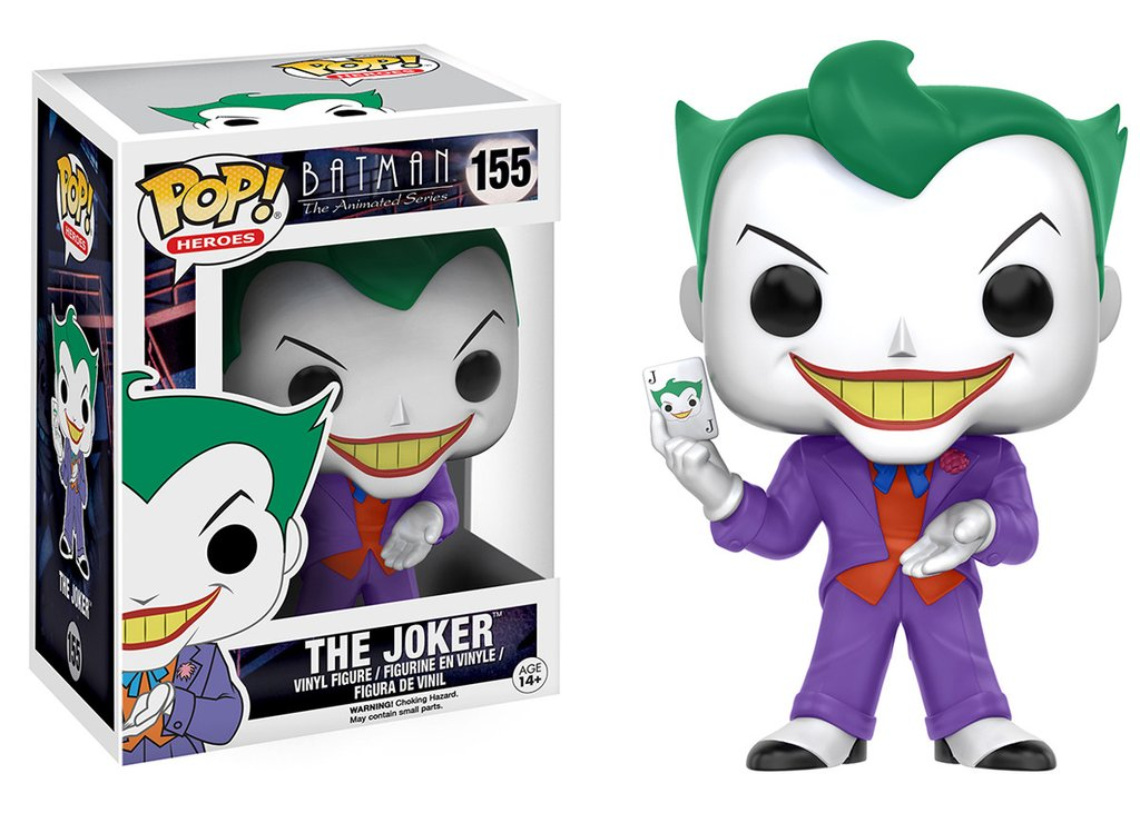 Joker clipart batman animated series #12