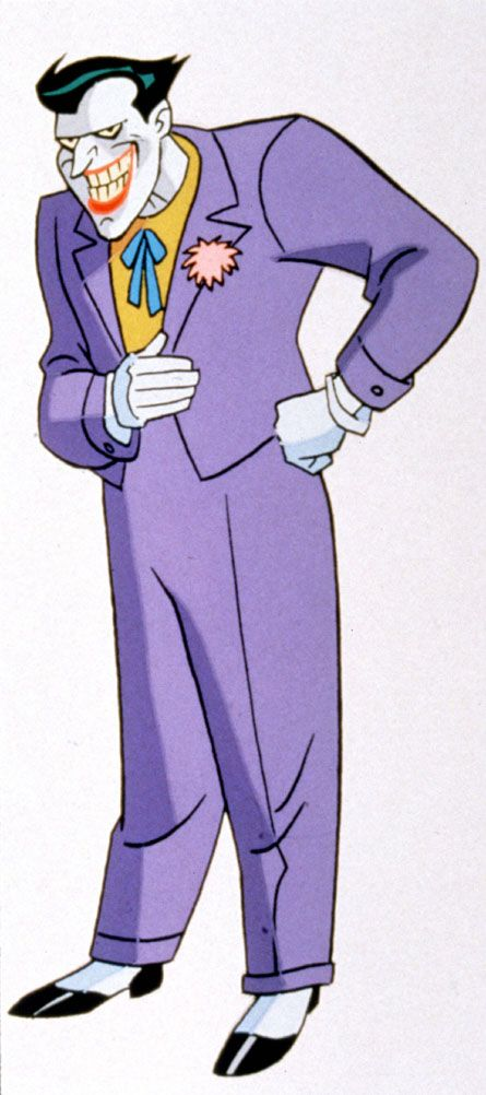 Joker clipart batman animated series #15