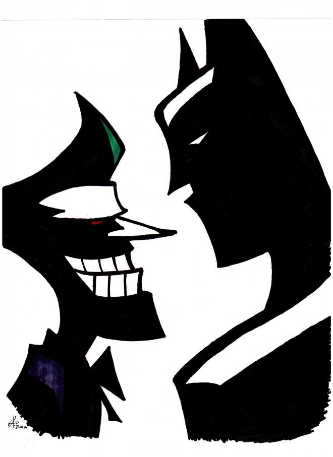 Joker clipart batman cartoon Download  Free Pencils Clip