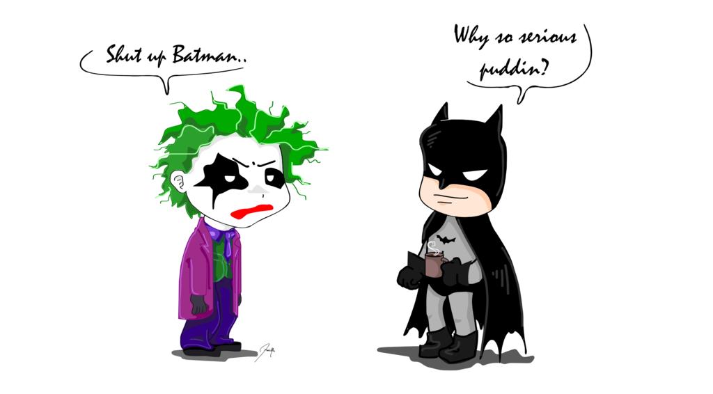 Joker clipart batman cartoon Mug on Mug by Batman