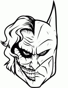Joker clipart batman comic #1