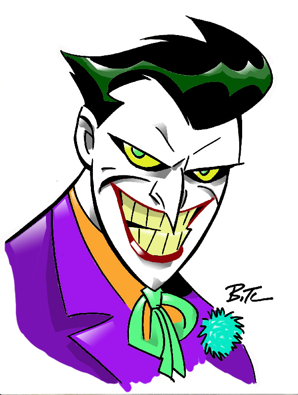 Joker clipart batman comic #3