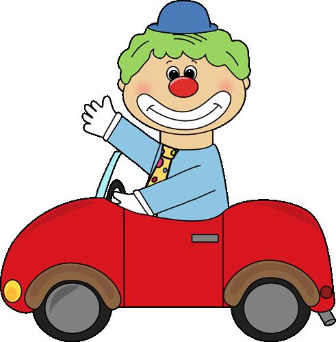Joker clipart car #8