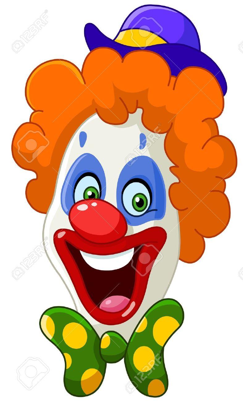 Joker clipart carnival Carnival Clown  Clipart