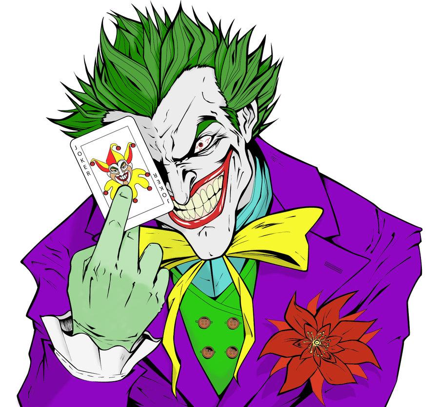 Joker clipart comedy #5