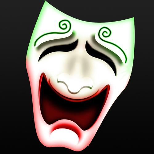Joker clipart comedy  for 64 masks cat