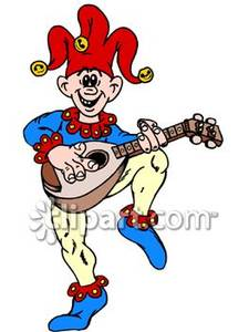 Joker clipart court jester Clipart Jester Royalty Picture Court
