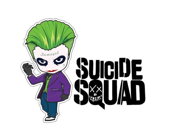 Joker clipart cute #2