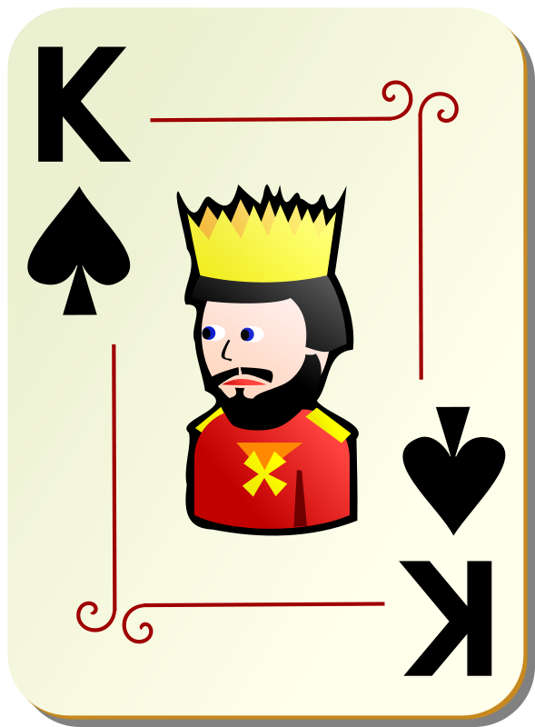 Diamond clipart playing card Art Playing Cards Public Clip