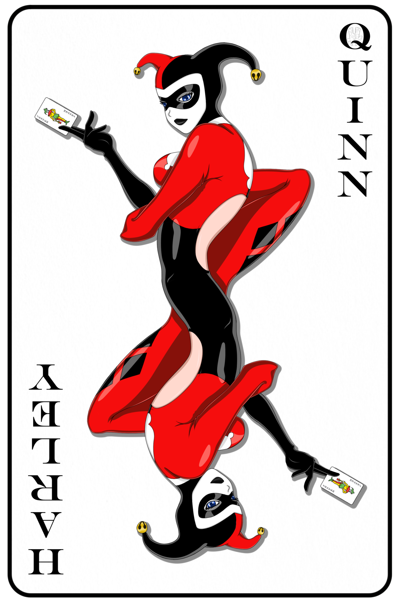 Joker clipart deck card Download Art Harley  Art