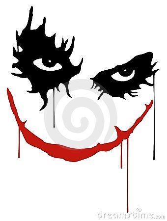 Joker clipart eyes #1