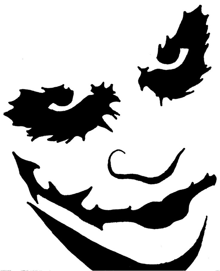 Joker clipart eyes #2