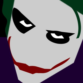 Joker clipart eyes #5