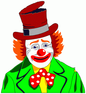 Joker clipart for kid #4