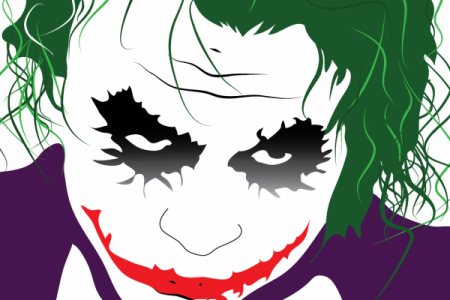 Joker clipart for kid #6